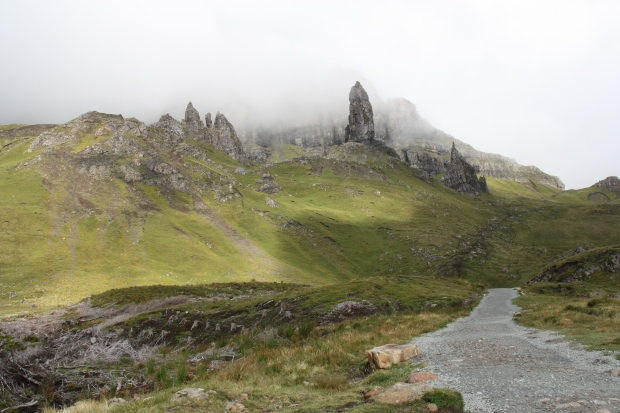 Old man of storr skye